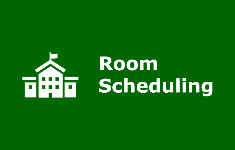 EMS Room Scheduling